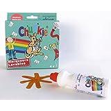 Chunkie CH41625 Lot de 8 Marqueurs Plastique Tropical 13 x 5 x 10 cm