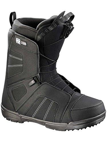Salomon Titan Men's Snowboard Boots Black 11.5