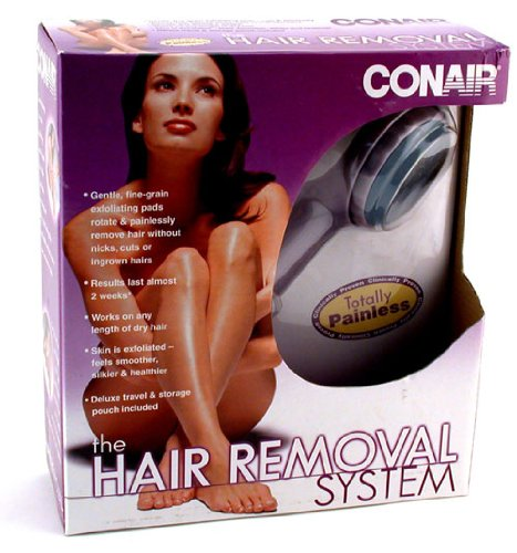 Conair HB1 Hair Removal System