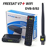 Do co-sport Satellite TV Receiver Freesat V7 HD Review and Comparison