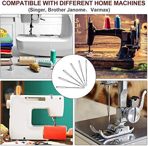 Singer Universal Regular Point 14//90 4//Pkg Sewing Machine Needles