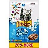 Friskies Chef's Blend Dry Cat Food - 9.1 kg Bag