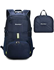 Foldable Backpack Packable Travel Backpack - 35L Durable Ultra Lightweight Water Resistant Packable Lightweight...