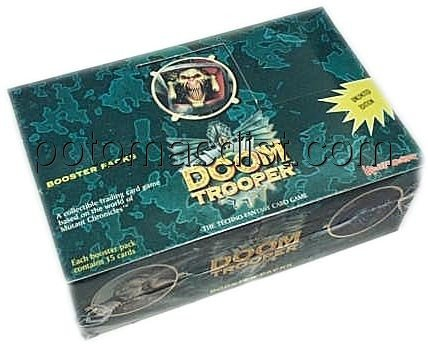 Doomtrooper CCG: Booster Box [Unlimited] by heartbreaker