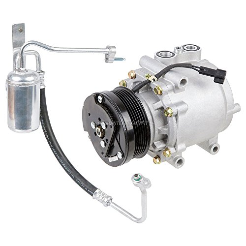 05 ford expedition ac compressor - 7