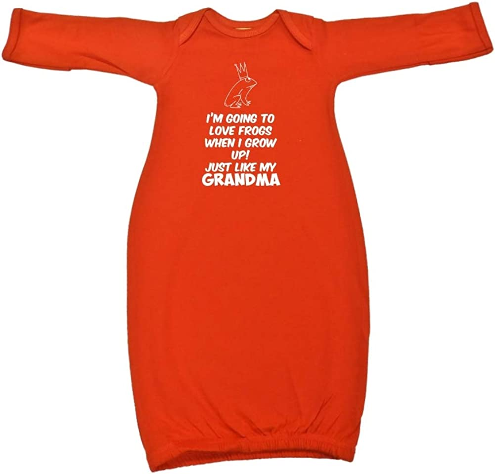 Toddler//Kids Sweatshirt Just Like My Great-Grandpa Im Going to Love Frogs When I Grow Up