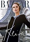 Harper s Bazaar UK Magazine (December, 2018) Women of the Year Keira Knightley Cover