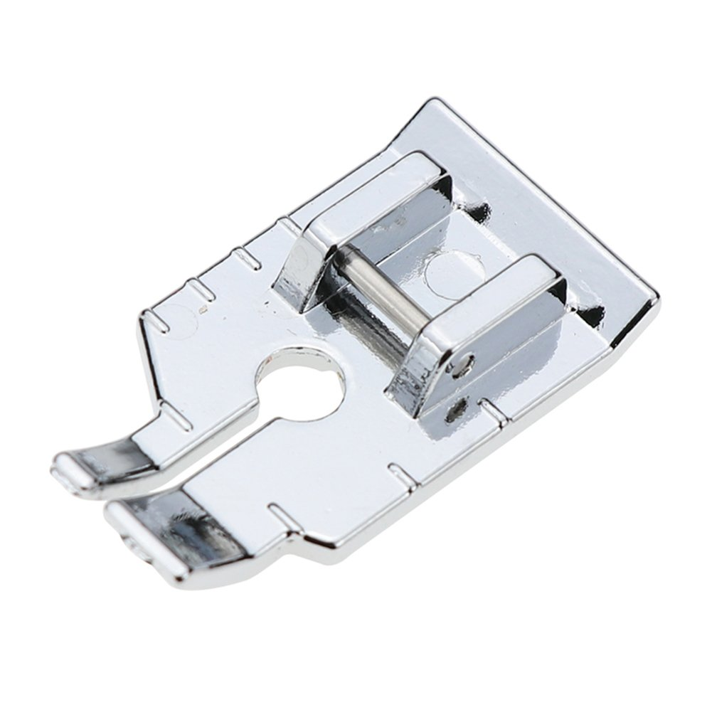 Kenmore Brother Euro-Pro Babylock Janome Simplicity STORMSHOPPING 1//4 Quilting Patchwork Sewing Machine Presser Foot for All Low Shank Snap-On Singer Quarter Inch White New Home Juki