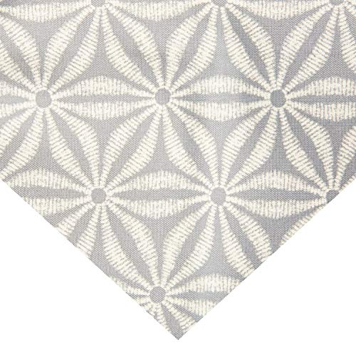 (Tommy Bahama 0510868 Indoor/Outdoor Star Batik Silver Beach Fabric by The Yard,)