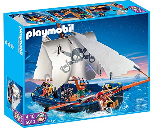 Playmobil Pirate - Playmobil Pirate Corsair