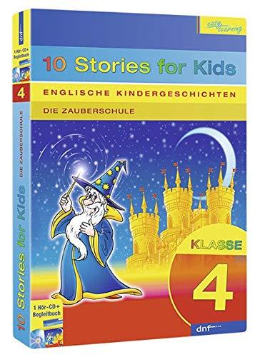 Englische Kindergeschichten 10 Stories For Kids Klasse 4  Die Zauberschule