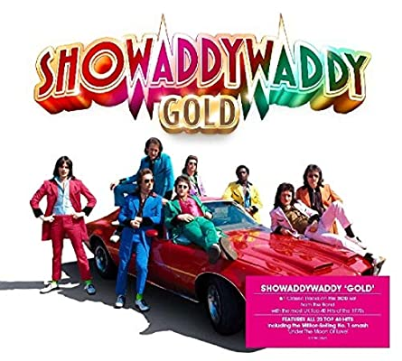 Showaddywaddy Gold 3-CD Box Set