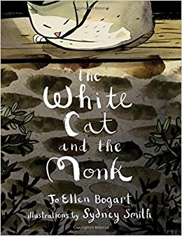 Image result for white cat and the monk