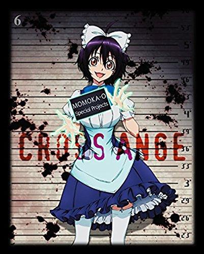 クロスアンジュ 天使と竜の輪舞 第6巻 [Blu-ray] B00O73TG0Q