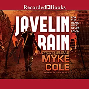 Javelin Rain Audiobook