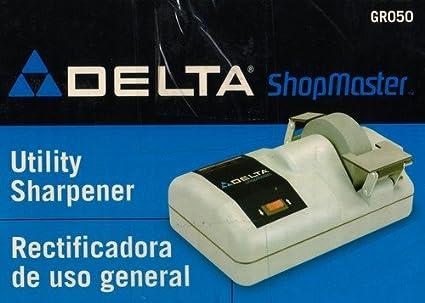 Delta Gr050 3 4 Amp 4 1 2 Inch Wet Dry Grinder Power Bench