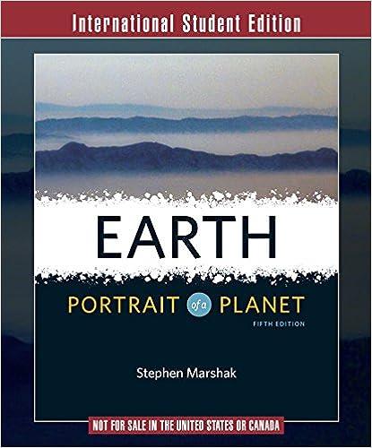 Earth: Portrait Of A Planet por Stephen Marshak epub