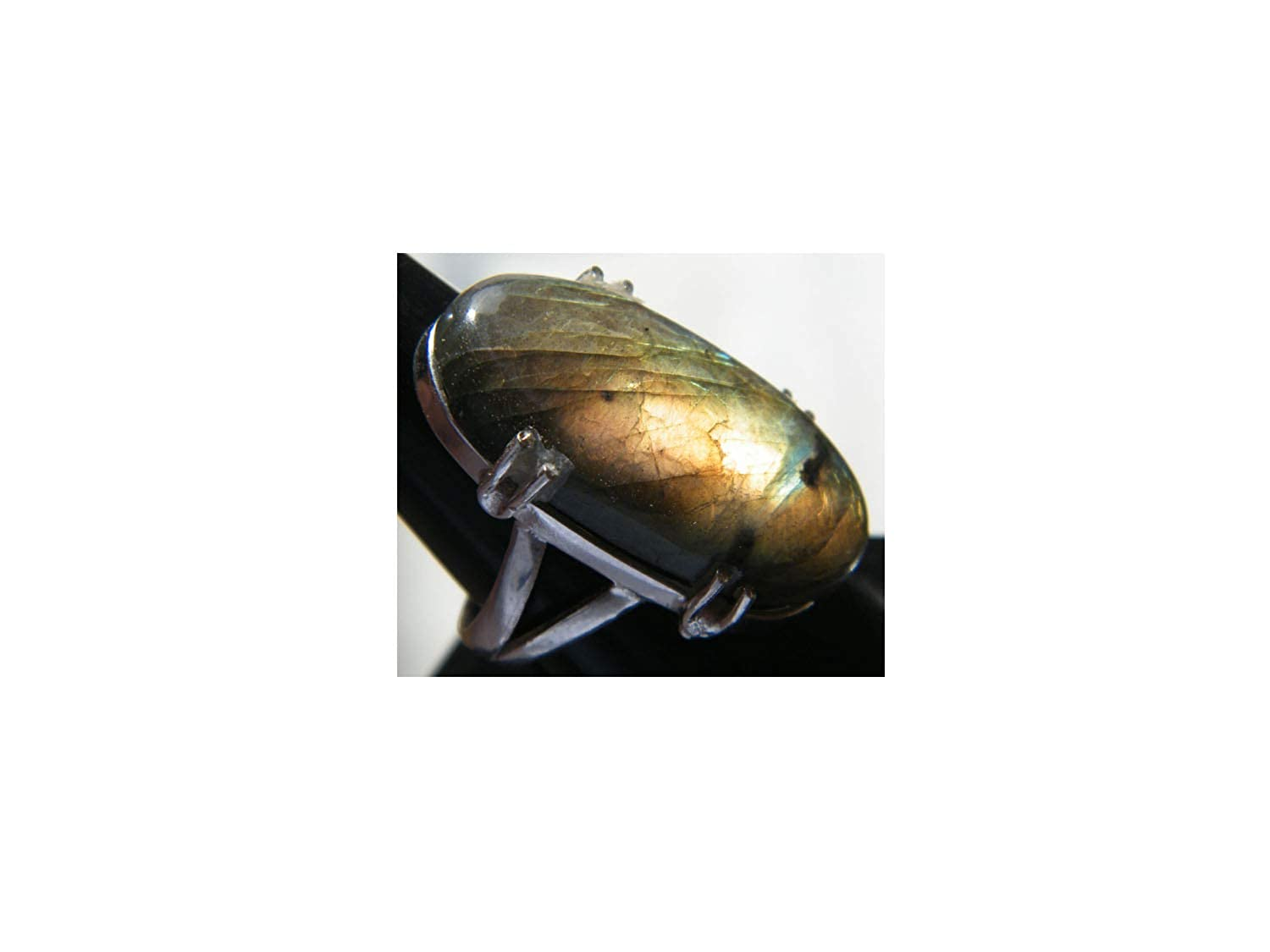 Size- 9.5 USA Handmade Ring Thebestjewellery Labradorite Ring Gemstone Ring Silver Plated Ring BRS-4762 Women Jewelry