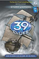 Storm Warning: 9 (The 39 Clues - 9) Hardcover