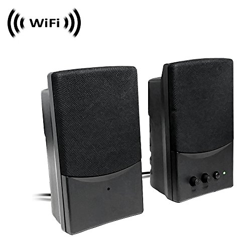 spy camera computer speakers