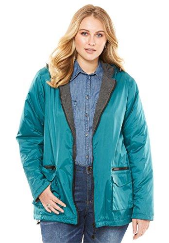 Pine Hooded Jacket - 3