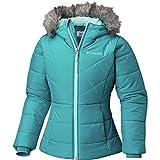 Columbia Katelyn Crest Insulated Jacket - Girls' Emerald, XL