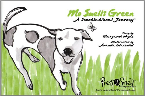 Mo Smells Green  A Scentsational Journey  Mos Nose
