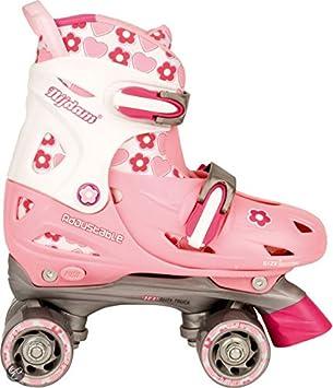 125bae58157 Nijdam Adjustable Rollerskates: Amazon.co.uk: Sports & Outdoors