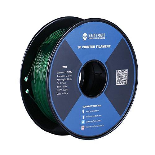Filamento TPU 1.75mm 0.8kg COLOR FOTO-1 IMP 3D [74K5ZXWD]
