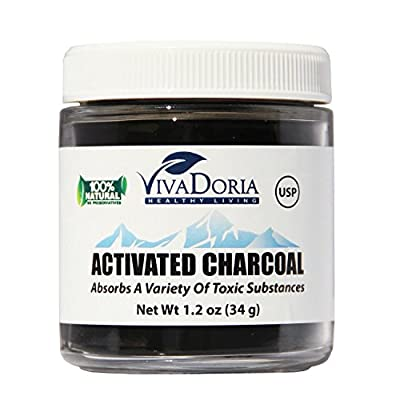 Virgin Activated Charcoal Powder - Food Grade