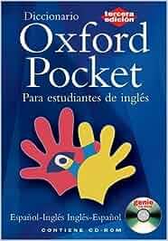 Diccionario Oxford Pocket: Esp-ing/Ing-esp 3rd Edition