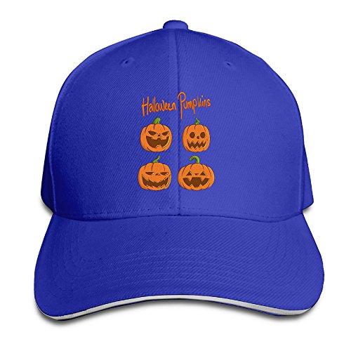 Halloween Pumpkins Baseball Cap (Halloween Trick Or Treat Movie Online)