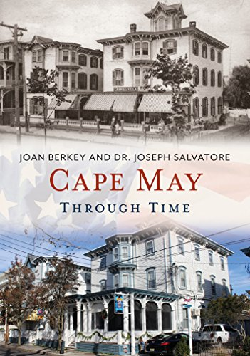 - Cape May Through Time (America Through Time)