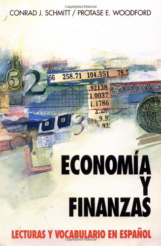 Economia Y Finanzas: Lecturas Y Vocabulario En Espa?ol (Economics and Finance) by McGraw Hill