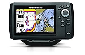 Humminbird 409610 1 helix 5 fish finder with for Amazon fish finder