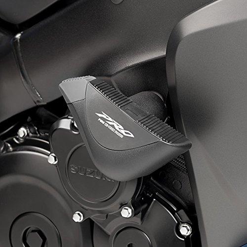 Tamponi Paratelaio Puig PRO Suzuki GSX-S 1000 F 15-18 nero