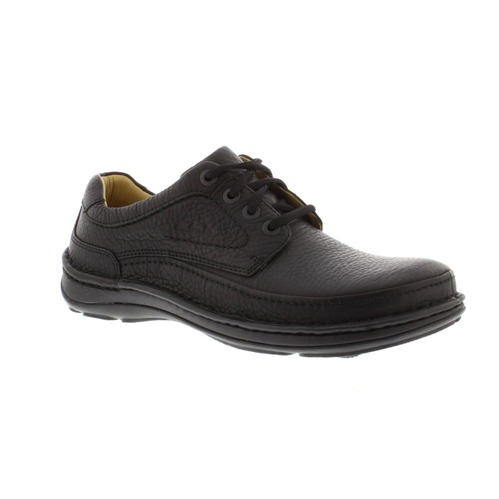 SHOE CLARKS 20339008 NATURE THREE BLACK 44 Black