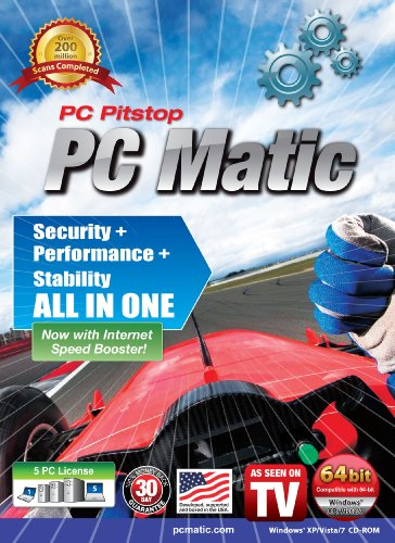 PC Matic, Download (5-User) [Download] (Registry Cleaning Software)