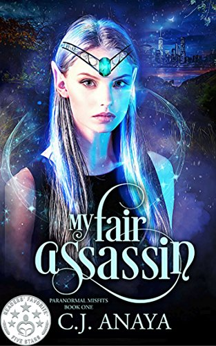 book cover of My Fair Assassin