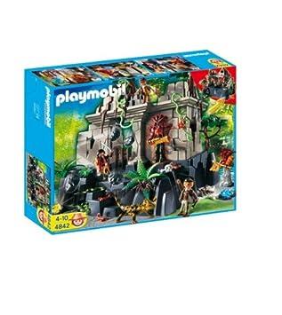 Dschungel Playmobil Schatztempel 4842