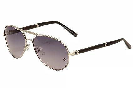 Amazon.com: Mont Blanc Diseñador anteojos de sol de los ...