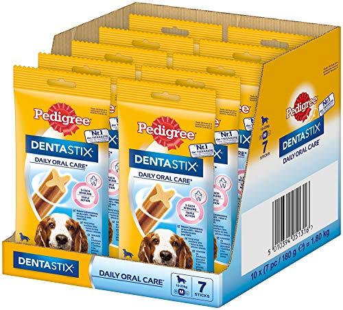 Pedigree Pack de Dentastix de uso Diario para la Limpieza Dental de Perros