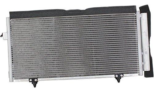 Kool Vue AC Condenser For 2008-2010 Subaru Impreza 2009-2013 Forester w/drier