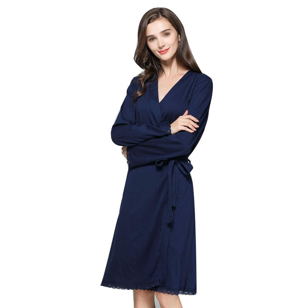 ... HONGNA Pijamas De Las Mujeres Europa Y Traje Estados Unidos Traje Y De  Encaje Sexy De ... eb2924e71891