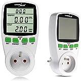 Medidor de potencia Vatímetro Green Blue GB202 medidor de electricidad medidor de energía