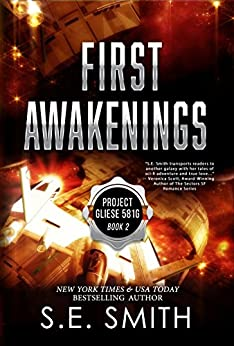Download for free First Awakenings: Science Fiction Romance