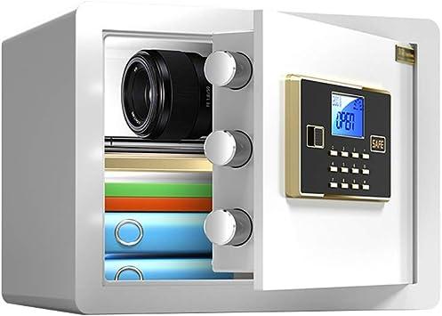 GYH Cajas fuertes Seguro, Embedded Contraseña Caja Fuerte para La Oficina En Casa con Caja Fuerte Doble Sistema De Alarma (Color : B): Amazon.es: Bricolaje y herramientas