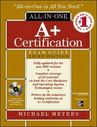 A+ Certification Exam Guide (All-In-One)