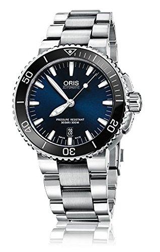 Oris Reloj Hombre Divers Aquis Date Ref. 733 7653 4135: Amazon.es: Relojes