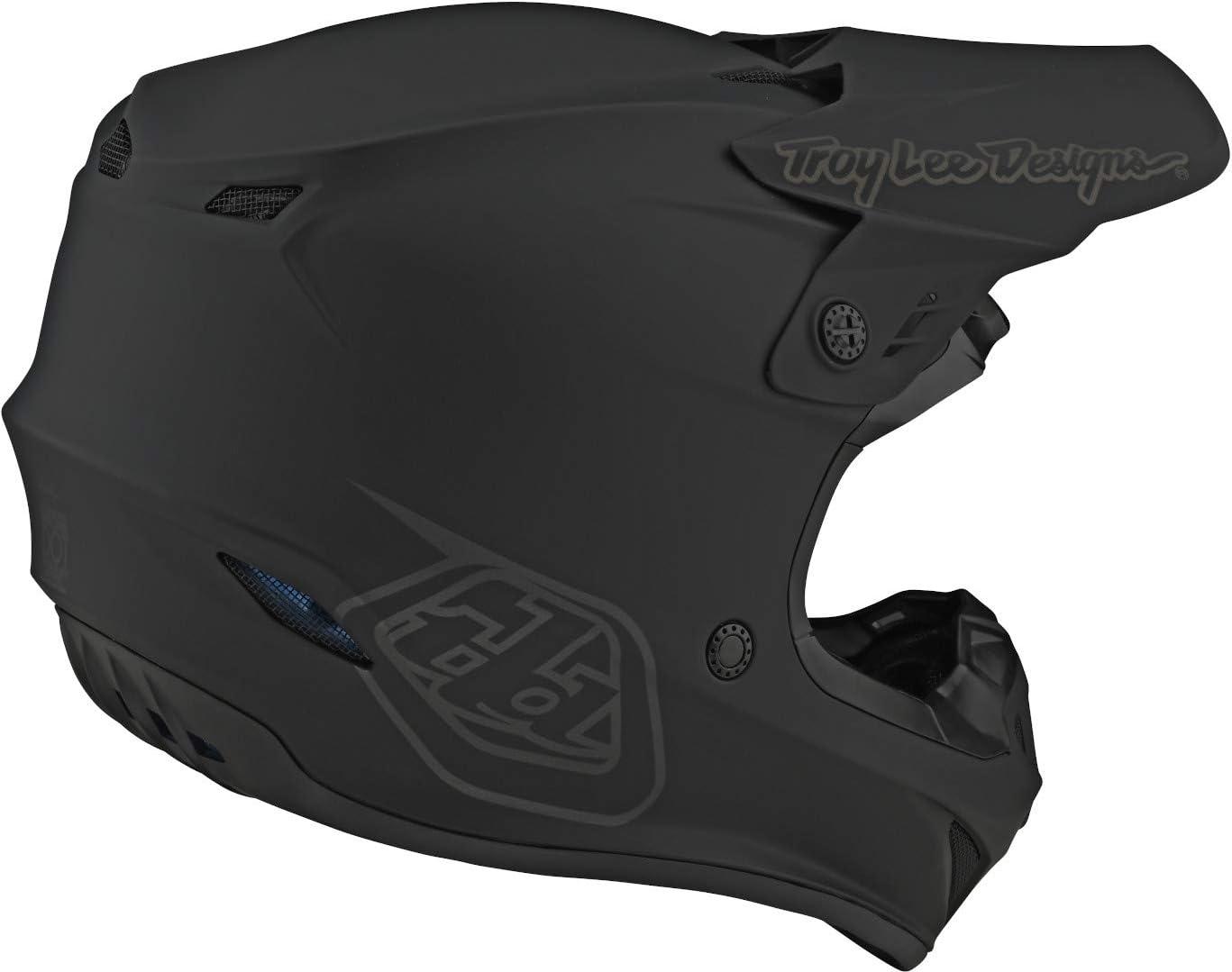 Mono Troy Lee Designs 2020 Youth GP Helmet Black Medium